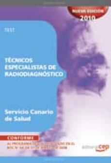 Followusmedia.es Tecnicos Especialistas De Radiodiagnostico Del Servicio Canario D E Salud. Test Image