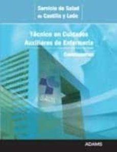 Cdaea.es Tecnico En Cuidados Auxiliares De Enfermeria Servicio De Salud De Castilla Y Leon: Cuestionarios Image