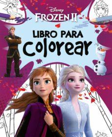 Lofficielhommes.es Frozen 2. Libro Para Colorear Image