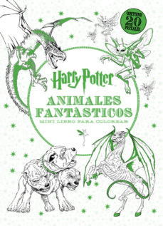 Electrónica descargar ebook pdf HARRY POTTER-ANIMALES FANTASTICOS MINI LIBRO PARA COLOREAR