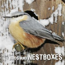 how they live... birds and nestboxes (ebook)-david withrington-ivan esenko-9789616978170