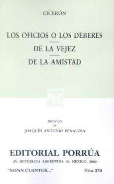 Canapacampana.it Los Oficios O Los Deberes De La Vejez Image