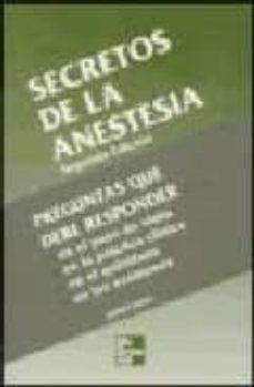Permacultivo.es Secretos De La Anestesia (2ª Ed.) Image