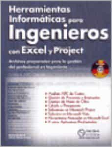 Titantitan.mx Herramientas Informaticas Para Ingenieros Con Excel Y Project (In Cluye Cd) Image
