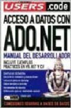 Cdaea.es Acceso A Datos Con Ado.net Image