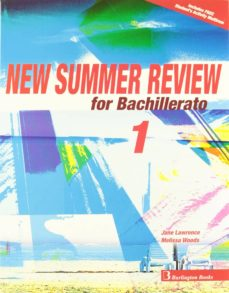 summer review (bachillerato 1) student book + cd-jane lawrence-9789963478170