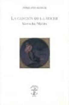 Concursopiedraspreciosas.es La Cancion De La Noche. Nietzsche/ Mahler Image