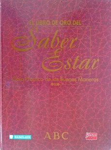 EL LIBRO DE ORO DEL SABER ESTAR - VVAA | Adahalicante.org