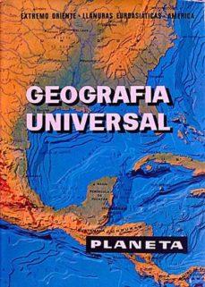 GEOGRAFÍA UNIVERSAL II - VVAA | Triangledh.org