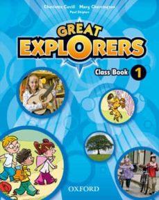 great explorers 1 cb pk-9780194507080