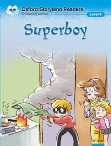 oxford storyland readers: superboy (level 4) (2nd ed.)-d.f. green-9780195969580
