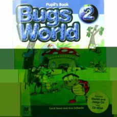 bugs world 2 pupil´s book pack-9780230407480