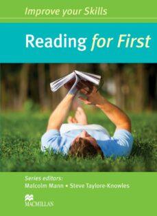 improve skills first reading -key pack-9780230460980
