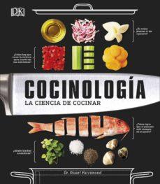 cocinología: la ciencia de la cocina-9780241341780