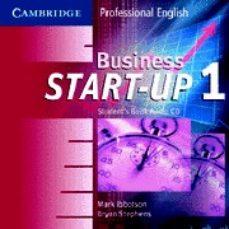 Descargas de libros de audio mp3 gratis en línea BUSINESS START-UP (CD)