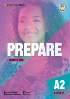 Descargando libros para ipad gratis PREPARE LEVEL 2 STUDENT S BOOK 2ª EDITION