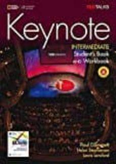 Descargar KEYNOTE BRE INTERMEDIATE SB/WB COMBO SPLIT A/DVDROM/WB AUDIO gratis pdf - leer online