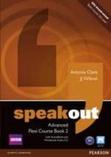 Descargar libros en ingles pdf SPEAKOUT ADVANCED FLEXI COURSEBOOK 2 PACK ADULTOS DJVU 9781447931980 en español de
