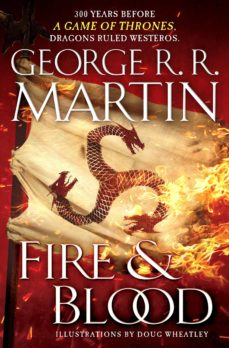 Libros de audio descargables de Amazon FIRE AND BLOOD: 300 YEARS BEFORE A GAME OF THRONES (A TARGARYEN HISTORY)