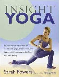 insight yoga-sarah powers-9781590305980