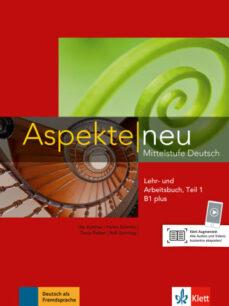 Libros con descargas gratuitas de libros electrónicos disponibles ASPEKTE NEU B1+ TOMO 1 AL+EJ+CD de  PDF PDB