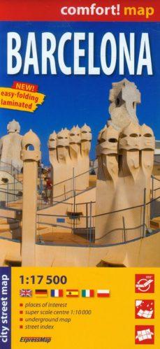 Permacultivo.es Barcelona, Plano Callejero Plastificado: Escala: 1:17.500 Image