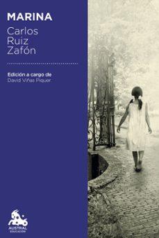 Liberarlo descargar ebook MARINA de CARLOS RUIZ ZAFON 9788408206880