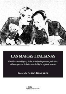 Descargar libros de epub para iphone LAS MAFIAS ITALIANAS