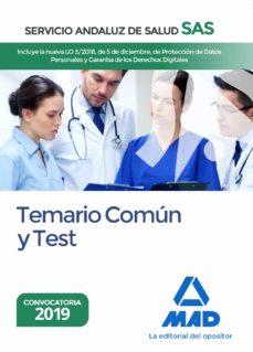 Padella.mx Temario Comun Y Test Del Servicio Andaluz De Salud Image