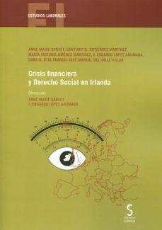 Bressoamisuradi.it Crisis Financiera Y Derecho Social En Irlanda Image