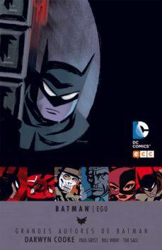 Alienazioneparentale.it Grandes Autores De Batman: Darwyn Cooke - Batman: Ego Image