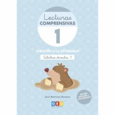 Descargar LECTURAS COMPRENSIVAS 1 : SILABAS DIRECTAS I gratis pdf - leer online