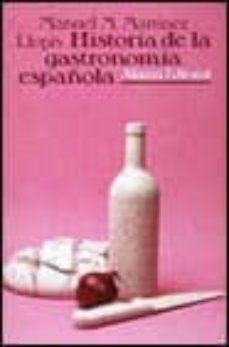 Inmaswan.es Historia De La Gastronomia Española (2ª Ed.) Image