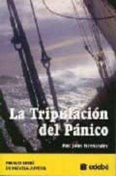 Emprende2020.es La Tripulacion Del Panico (Premio Edebe 2004) Image