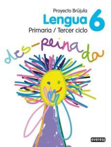 Viamistica.es Lengua 6º Primaria. Proyecto Brujula Image