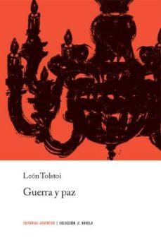 Descargando libros gratis sobre kindle fire GUERRA Y PAZ (16ª ED.) de LEON TOLSTOI FB2 PDB DJVU