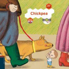 chickpea + cd (garbancito en ingles)-pepe maestro-9788426384980