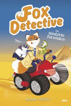 Inmaswan.es Fox Detective 6: Un Misterio Faraonico Image