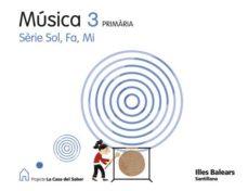Ojpa.es Musica Sol Fa Mi 3º Primaria C Saber Ed 2010 Baleares Catala Image