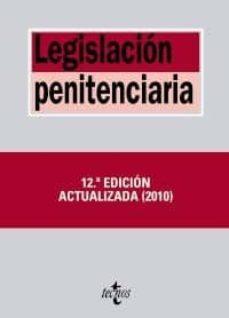 Permacultivo.es Legislacion Penitenciaria (12ª Ed.) Image