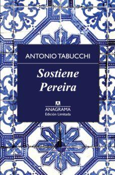 sostiene pereira (ed. limitada navidad 2013)-antonio tabucchi-9788433961280