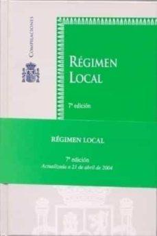 Ojpa.es Regimen Local (7ª Ed.) Image