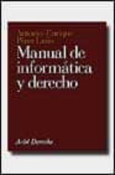 Geekmag.es Manual De Informatica Y Derecho Image