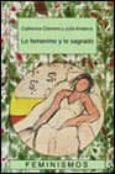 lo femenino y lo sagrado-catherine clement-julia kristeva-9788437618180