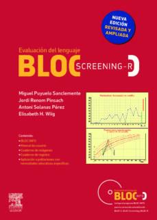 Chapultepecuno.mx Bloc-s-r: Bloc Screening Revisado. Carpeta Con 5 Elementos Image