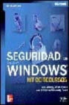 Descargar SEGURIDAD EN MICROSOFT WINDOWS: KIT DE RECURSOS gratis pdf - leer online