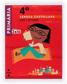Titantitan.mx Lengua Castellana Leer Y Escribir Projecte 3.16 4º Primaria Image