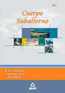 Encuentroelemadrid.es Cuerpo Subalternos De La Comunidad Autonoma De Las Illes Balears: Test Image