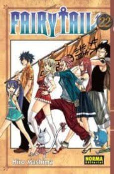 fairy tail vol. 22-hiro mashima-9788467906080