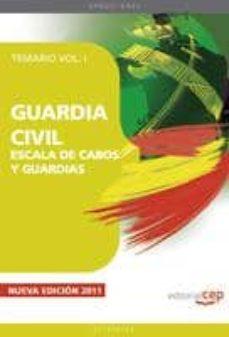 Permacultivo.es Guardia Civil. Escala De Cabos Y Guardias. Temario I Image